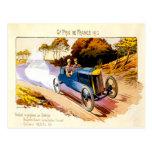 Grand Prix De France 1913 ~ Vintage Advertisement Post Cards