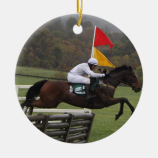 Grand Prix Eventing Ornament
