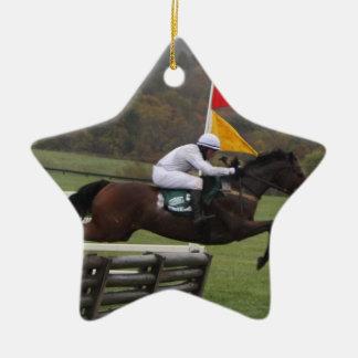 Grand Prix Eventing Ornament