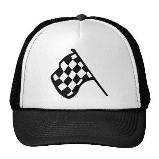 Grand Prix Flag Trucker Hat