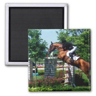 Grand Prix Horse Magnet