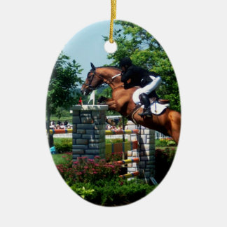 Grand Prix Horse  Ornament