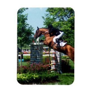 Grand Prix Horse Premium Magnet