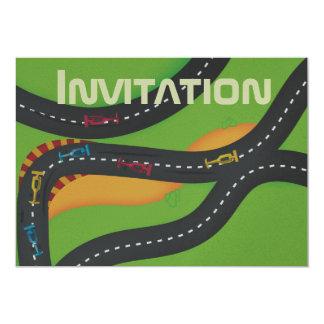 """Grand Prix Invitación 5"""" X 7"""""""
