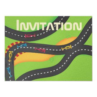 """Grand Prix Invitación 6.5"""" X 8.75"""""""