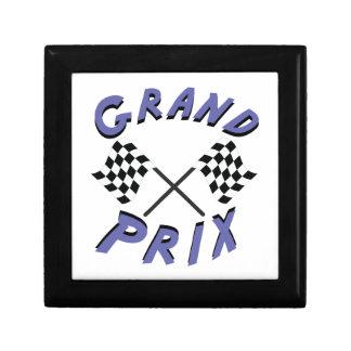 Grand Prix Joyero Cuadrado Pequeño