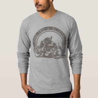 Grand Prix of Monterey (crisp) Tee Shirt