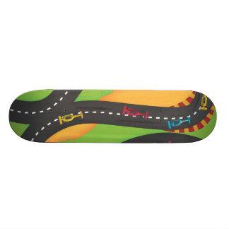 Grand Prix Skateboard Deck