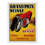Grand Prix Suisse Posters