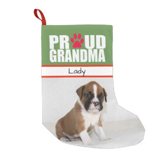 Grand Puppy Christmas Stocking - Dogs and Xmas