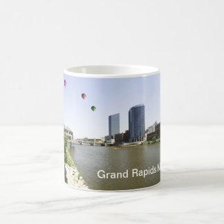 Grand Rapids City Michigan Coffee Mug