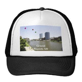 Grand Rapids City Michigan Hats