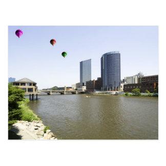 Grand Rapids City Michigan Post Cards