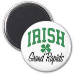Grand Rapids Irish Fridge Magnet