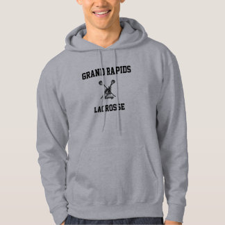 Grand Rapids Lacrosse Hooded Sweatshirt