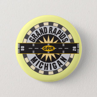 Grand Rapids, MI GRR  Airport Button