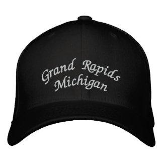 Grand Rapids Michigan Gorra De Beisbol