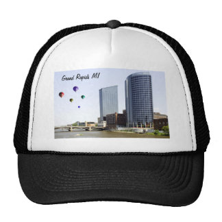 Grand Rapids Michigan Hat