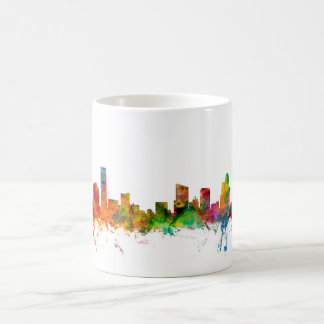 Grand Rapids Michigan Skyline Coffee Mug