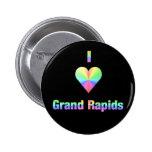 Grand Rapids -- Pasteles Pin
