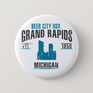 Grand Rapids Pinback Button