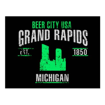 Grand Rapids Postcard