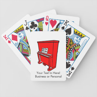 grand red upright piano with music.png bicycle playing cards