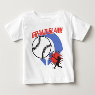 Grand Slam Baseball Baby T-Shirt