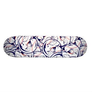 Grand Slam (Dog pile) Skateboard