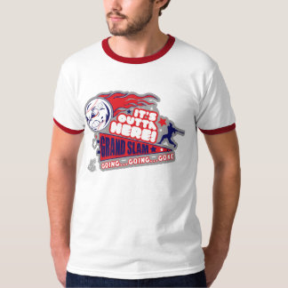 Grand Slam Men's Ringer T-Shirt