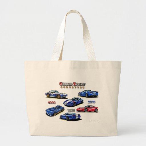 Grand Sport Corvettes 1963, 1996, 2010 Bag
