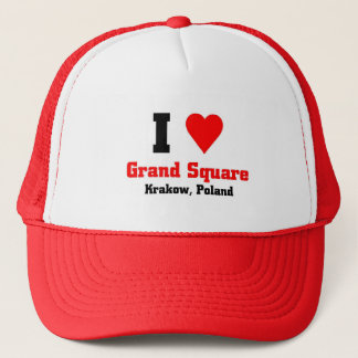 Grand Square, Poland Trucker Hat