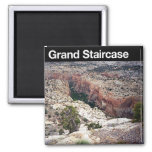 Grand Staircase-Escalante National Monument Fridge Magnet
