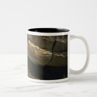 GRAND STAIRCASE-ESCALANTE NATIONAL MONUMENT, Two-Tone COFFEE MUG