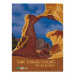 Grand Staircase-Escalante Poster