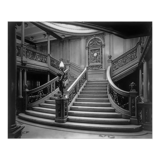 Grand Staircase Poster