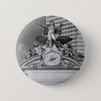 GRAND TERMINAL CENTRAL PINBACK BUTTON