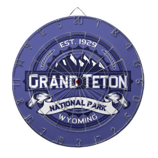 Grand Teton Midnight Dartboards