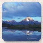 Grand Teton mountain range 2 Coasters