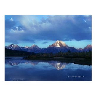 Grand Teton mountain range 2 Postcard