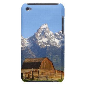 Grand Teton mountains Barely There iPod Case