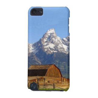 Grand Teton mountains iPod Touch (5th Generation) Covers
