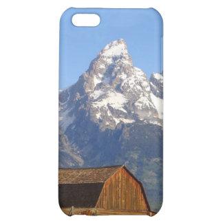 Grand Teton mountains Case For iPhone 5C
