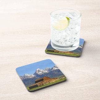 Grand Teton mountains Coasters