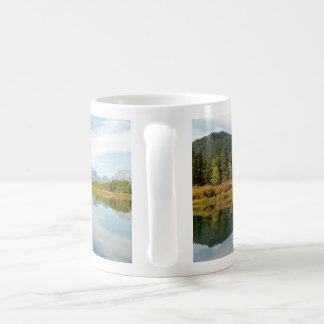 Grand Teton Mountains Coffee Mug