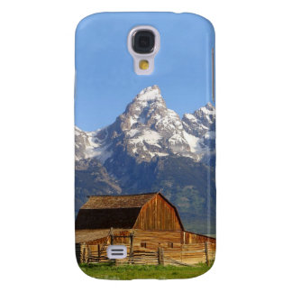 Grand Teton mountains Galaxy S4 Cover
