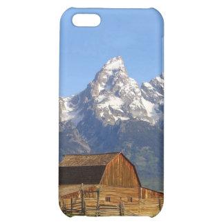 Grand Teton mountains iPhone 5C Case