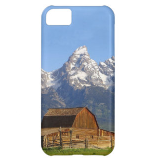 Grand Teton mountains iPhone 5C Cases