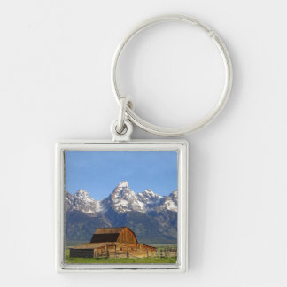 Grand Teton mountains Key Chain