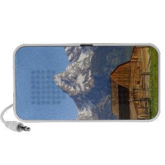 Grand Teton mountains Mp3 Speakers